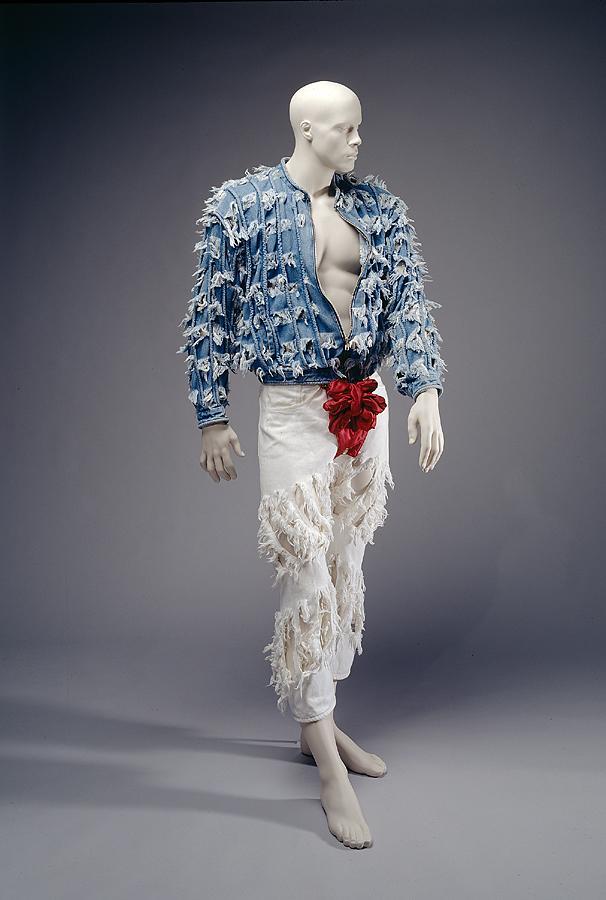 009f6498ddcf7 Outfit | VIVIENNE WESTWOOD, London (fashion house); Vivienne WESTWOOD  (designer) | NGV | View Work