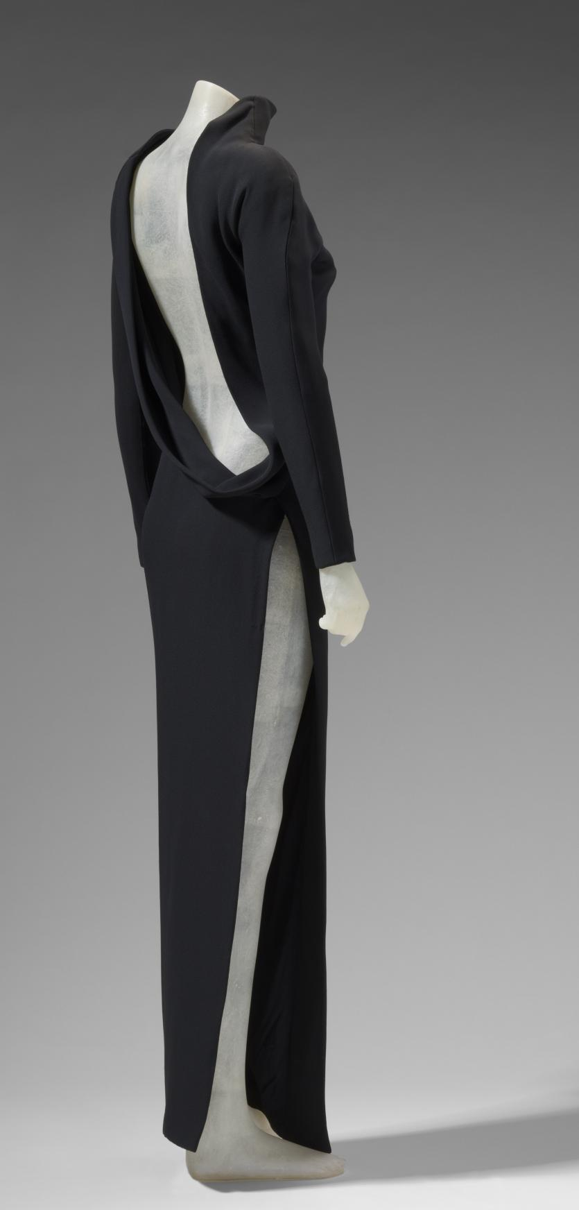Exit\' evening dress | GIANNI VERSACE, Milan (fashion house); Gianni ...