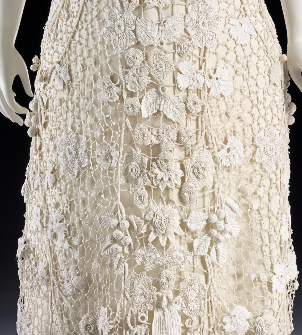 irish crochet wedding dress pattern » Wedding Dresses Designs, Ideas ...