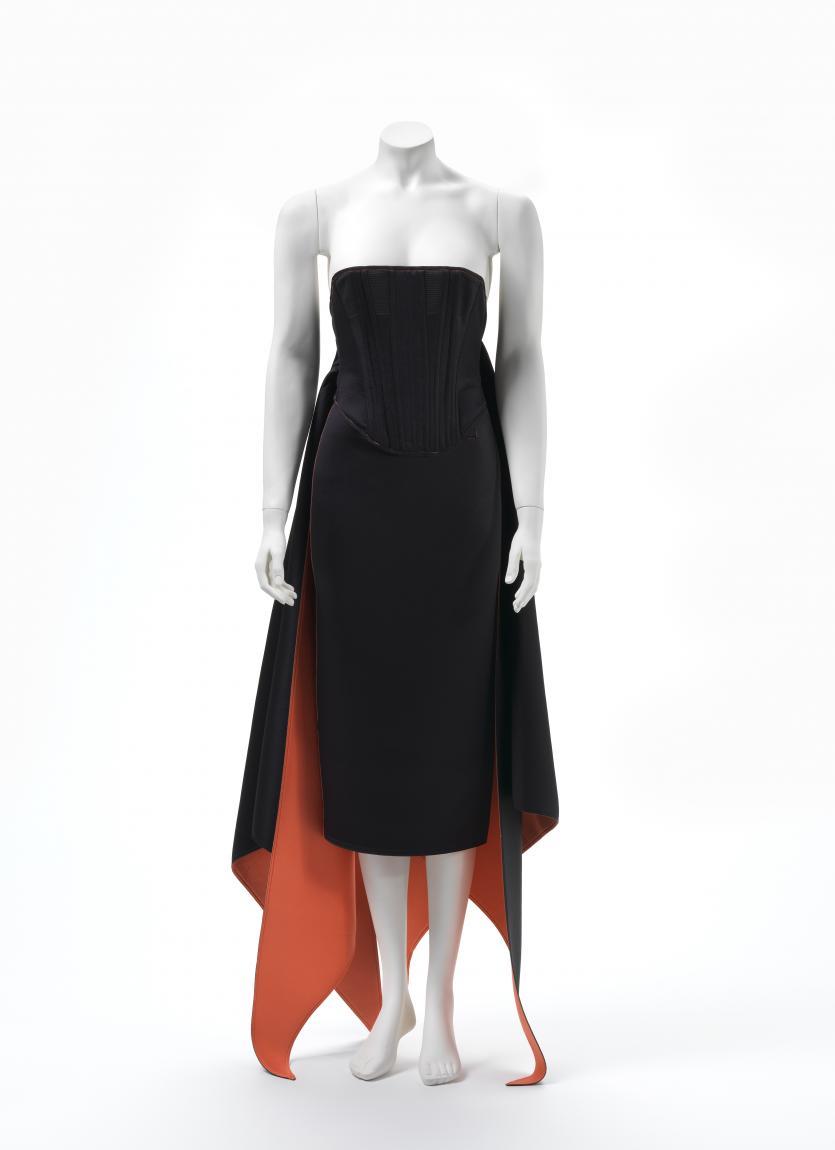 corset and skirt jean paul gaultier paris fashion house jean paul gaultier designer. Black Bedroom Furniture Sets. Home Design Ideas