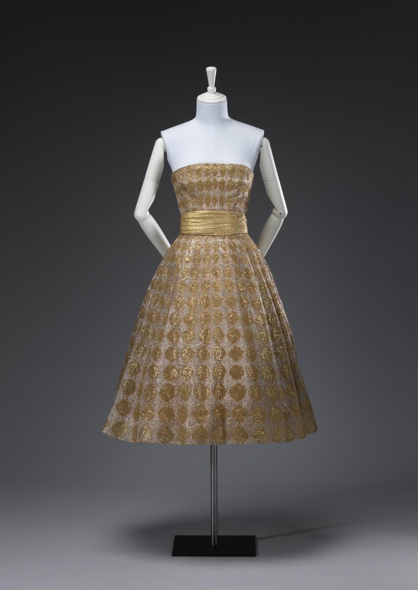 Evening Dress Christian Dior Paris Manufacturer