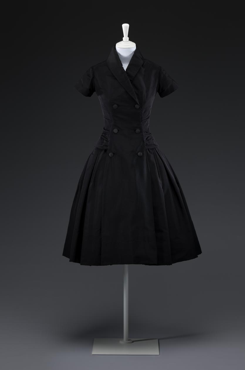 Zelie Cocktail Dress Christian Dior Paris Couture