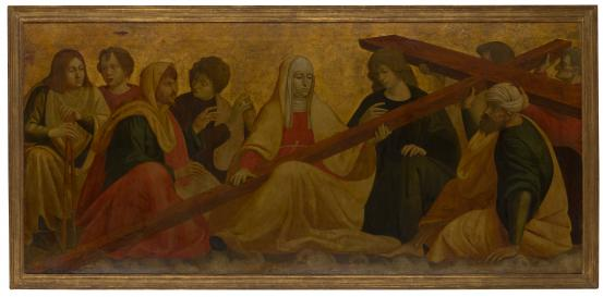 COLA dell'Amatrice The finding of the True Cross (c. 1516)