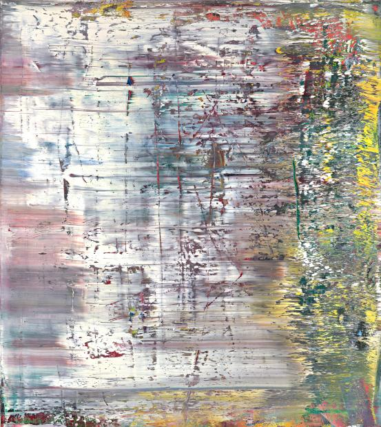 Gerhard RICHTER Abstract painting (725-3) (1990)