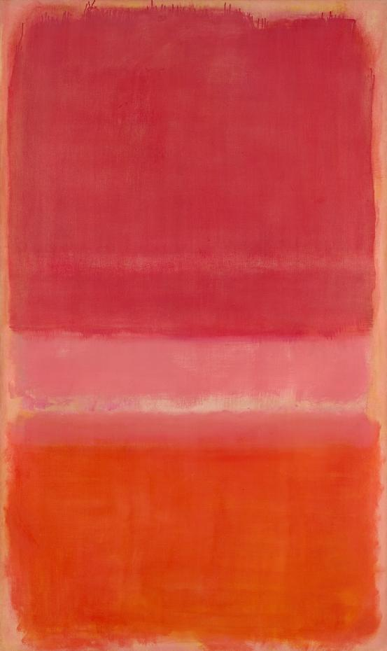 Mark ROTHKO Untitled (Red) (1956)