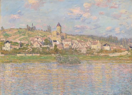 Claude MONET Vétheuil (1879)