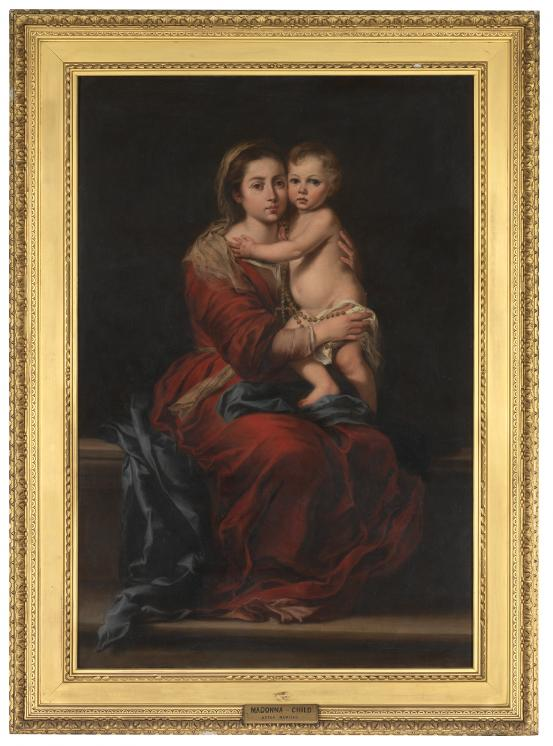 C. MOLONEY  Bartolomé Esteban MURILLO (after)