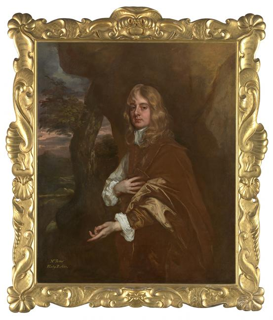 Peter LELY Sir John Rous, 1st Baronet of Henham Hall 1660