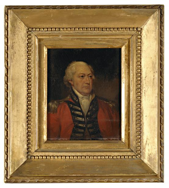 Mather BROWN George, 1st Marquess Townshend (c. 1801)