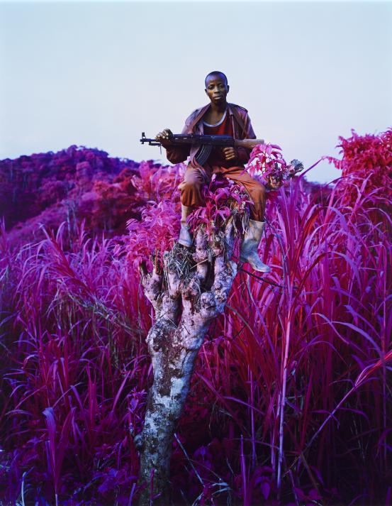 Richard MOSSE Higher ground 2012