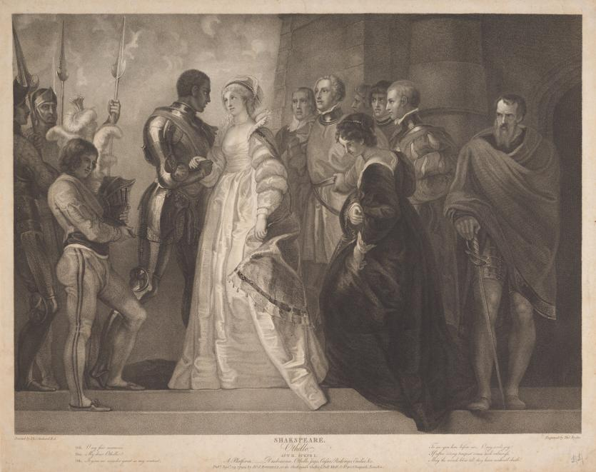 the consequences of deceit in shakespeares othello Read expert analysis on themes in othello the idea of reputation is the idea on which iago will build all of his deceit shakespeare may well have.
