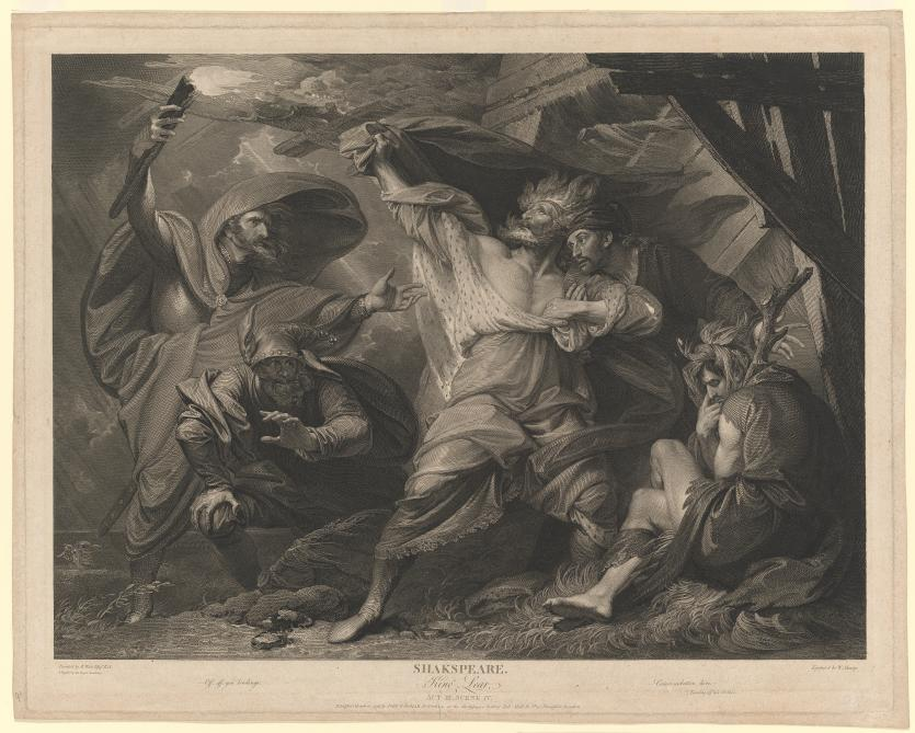 an analysis of act iii in king lear a play by william shakespeare