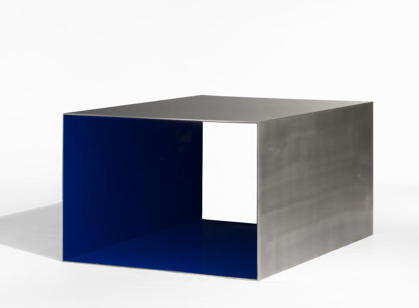 Untitled Donald Judd Ngv View Work