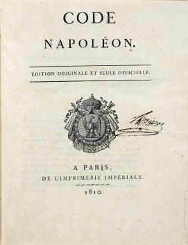 napoleon bonaparte s rule of france and Napoleon bonaparte saw himself as the savior of europe who carried the principles of the french revolution (liberty, equality, fraternity) to those oppressed by absolutist sovereigns when exiled at st helena just before his death, he claimed that he had created european unity however napoleon's .