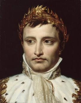 jacques louis david napoleon
