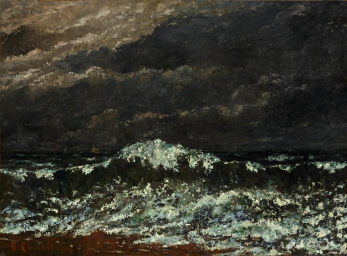 courbet - essay Gustave courbet was central to the emergence of realism in the mid this is a collection of essays from art critics of courbet's era, and historians and critics.