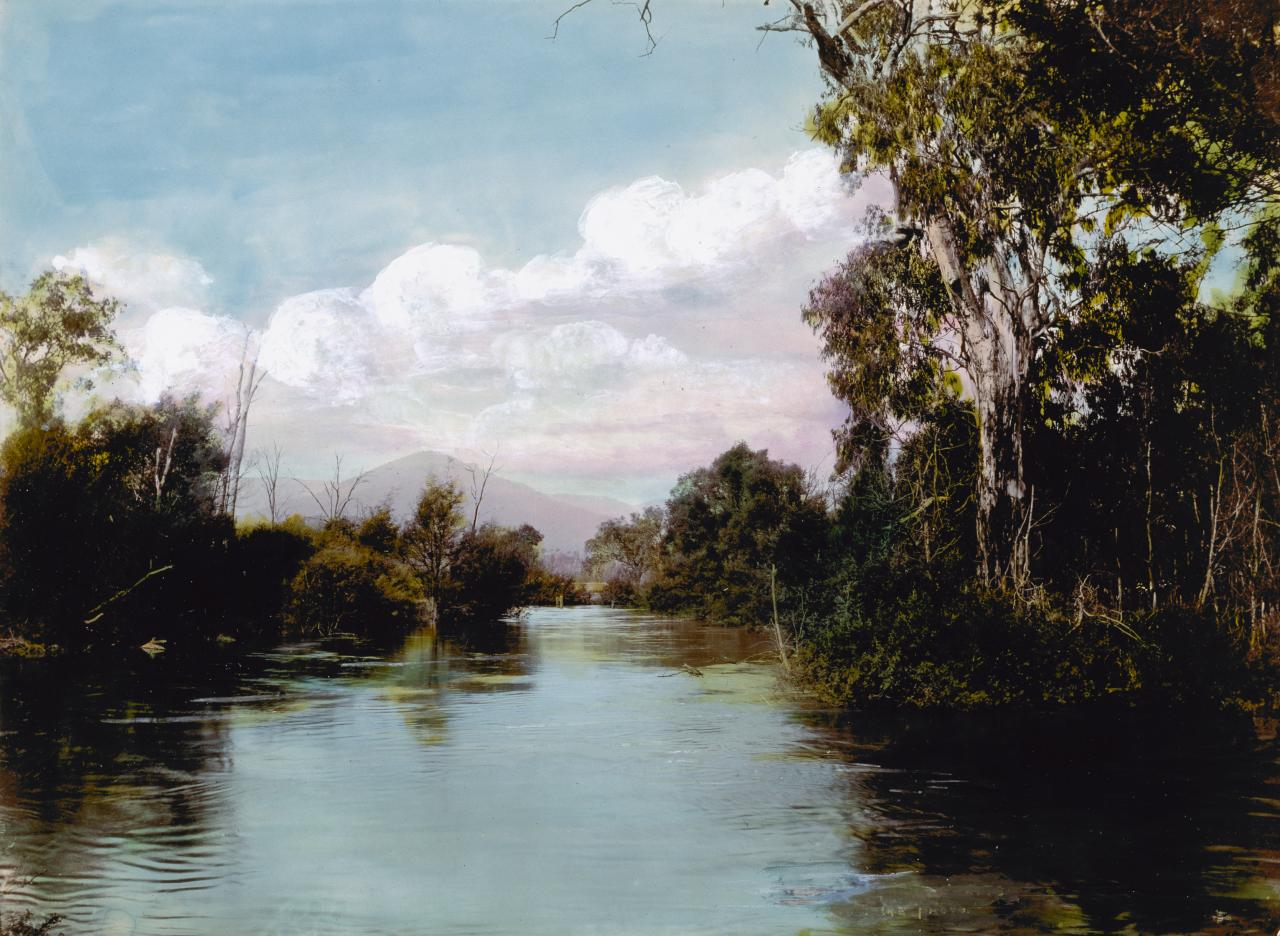 Junction, Yarra and Watts Rivers