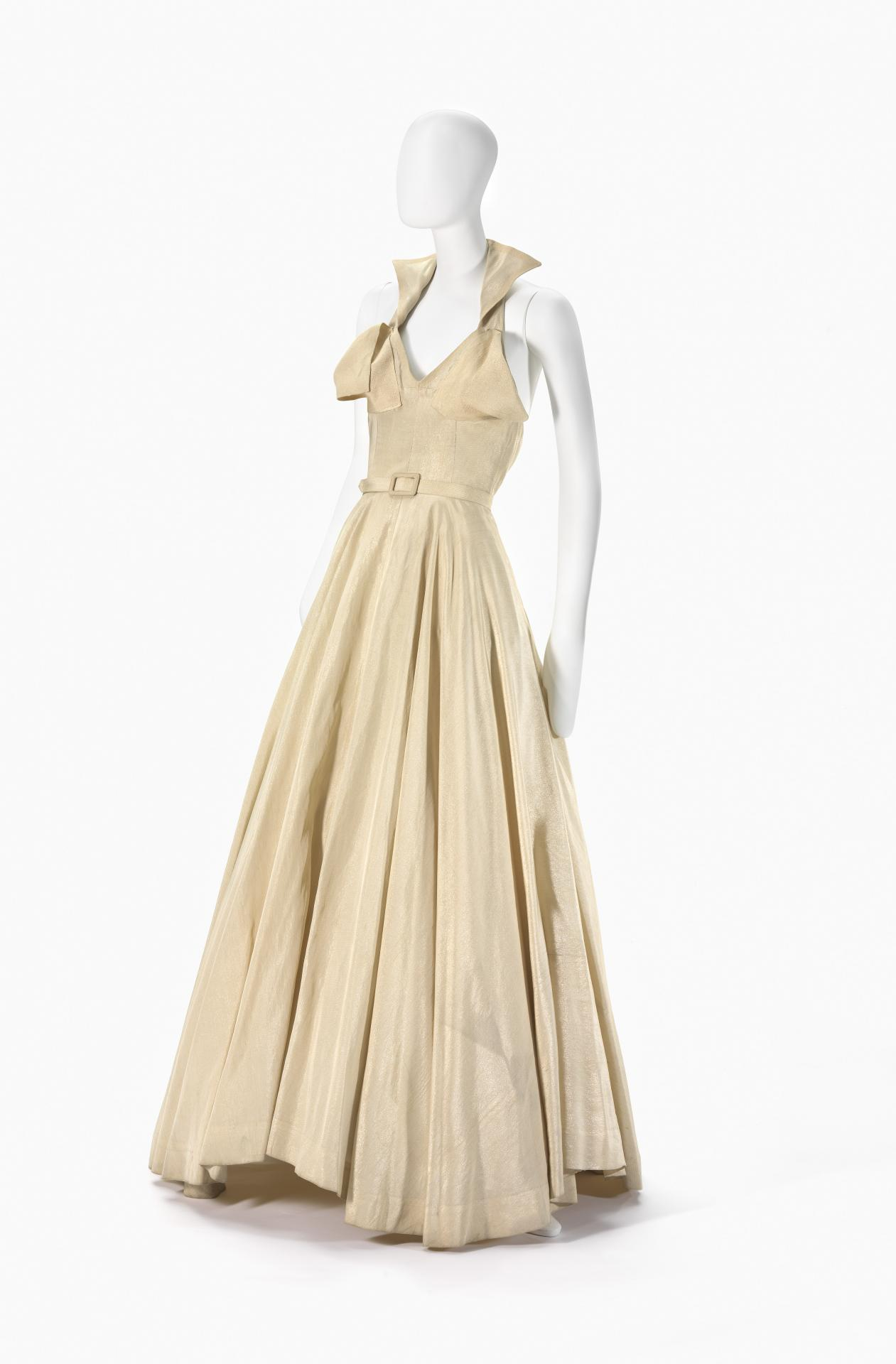 Evening gown   HALL LUDLOW, Melbourne (fashion house); Hall LUDLOW ...