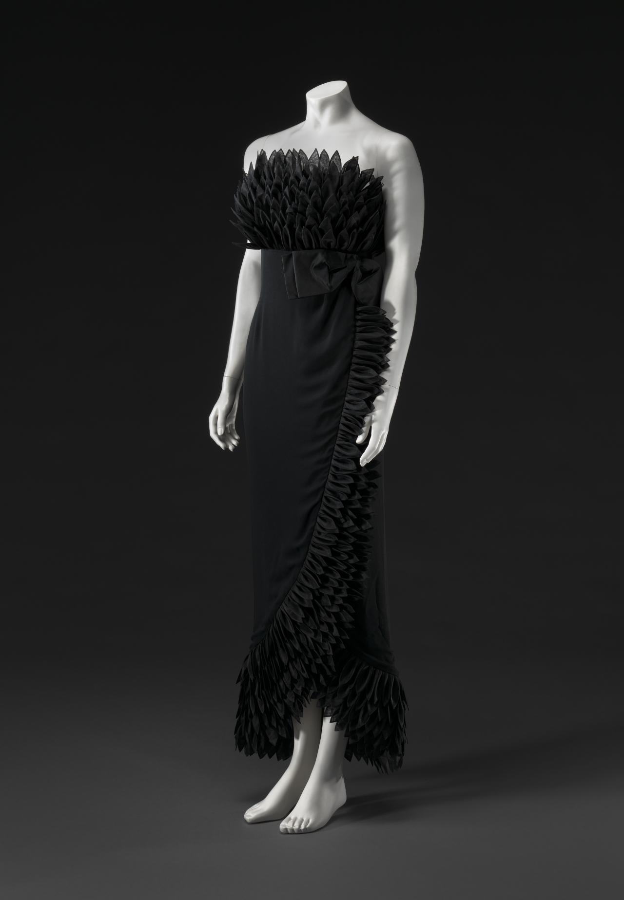 Evening dress   HALL LUDLOW, Melbourne (fashion house); Hall LUDLOW ...