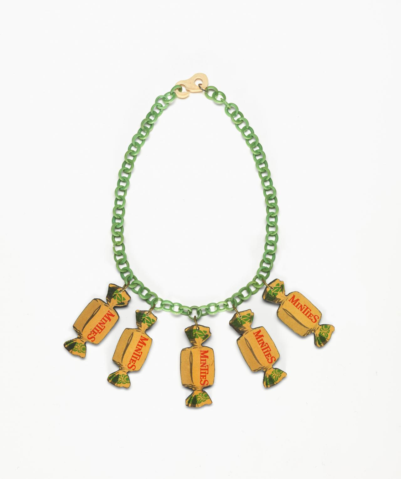 Minties necklace
