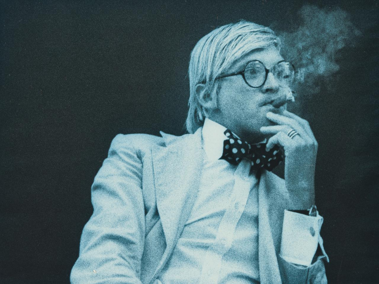 David Hockney, number one