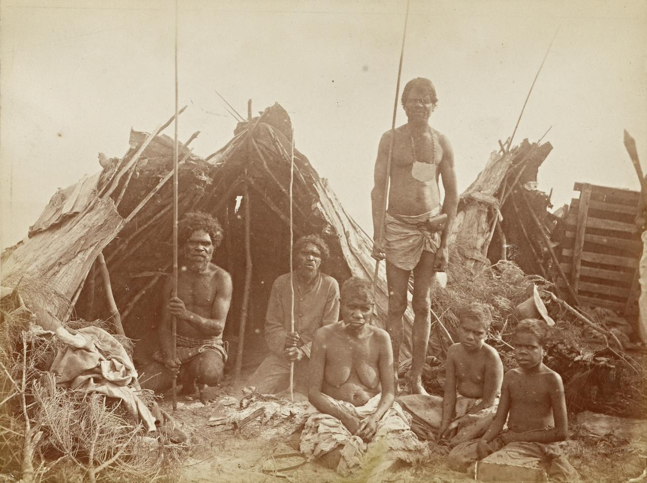 Aborigines of New South Wales