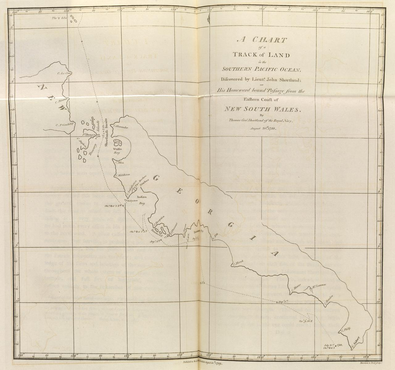 The Voyage of Governor Phillip to Botany Bay; with an Account of the Establishment of the Colonies of Port Jackson & Norfolk Island