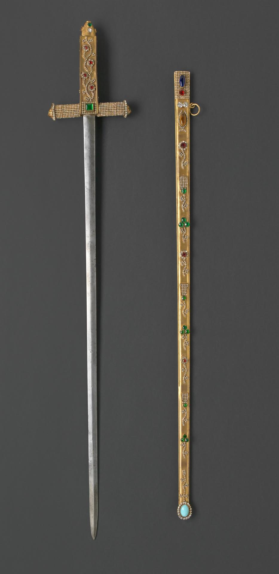 Jewelled Sword of Offering