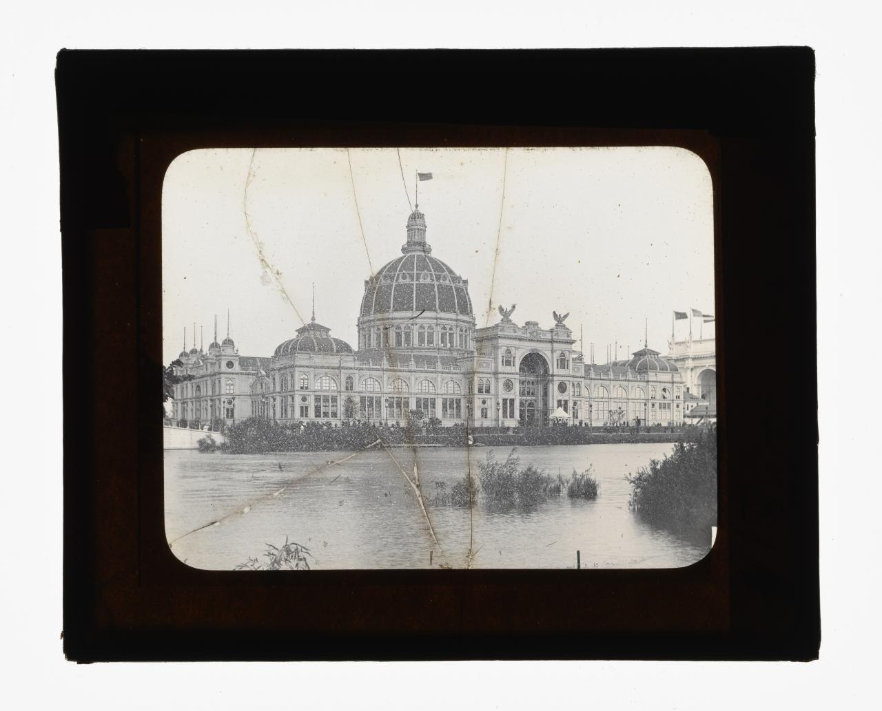 World's Columbian Exposition, Chicago. US Government building