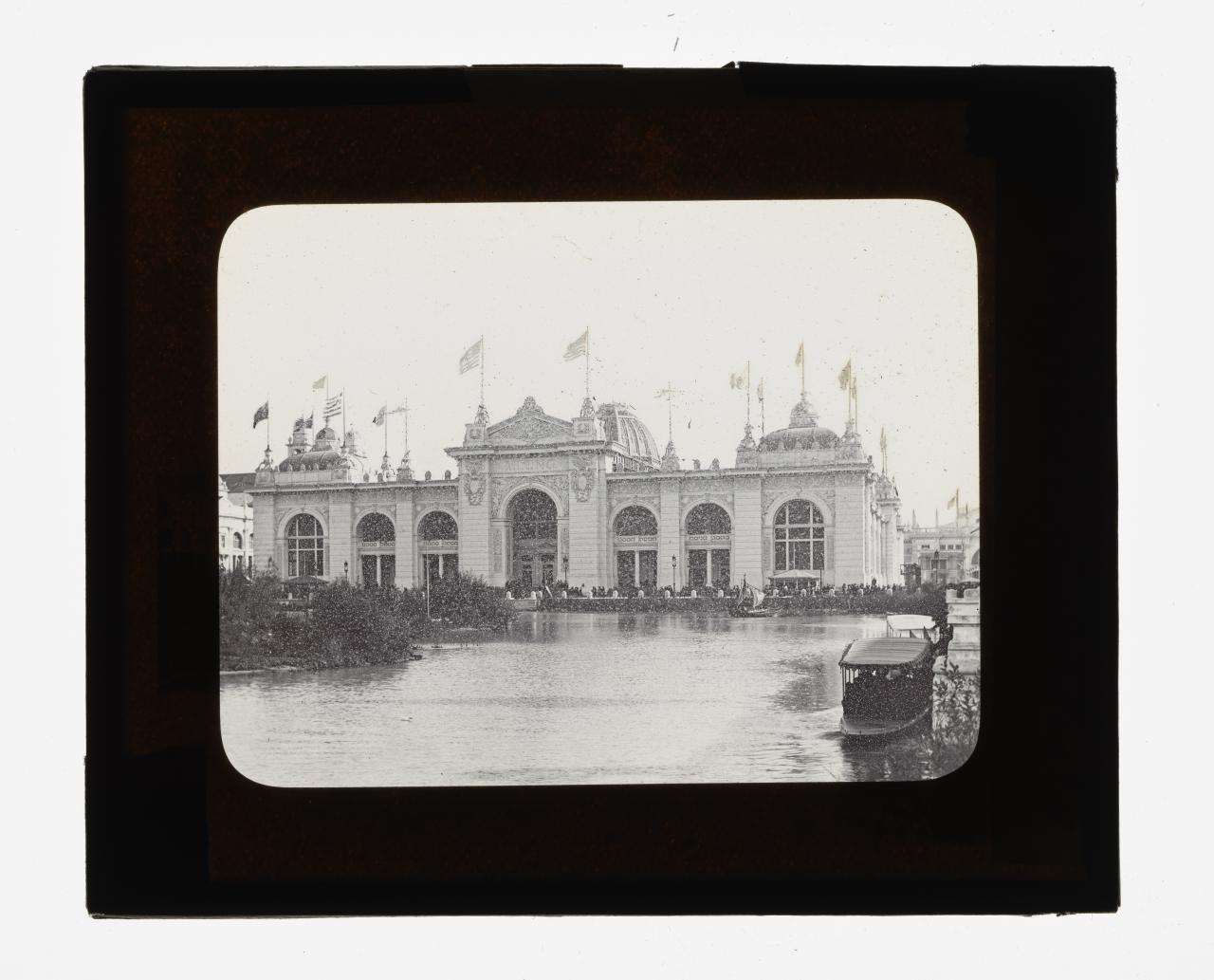 World's Columbian Exposition, Chicago. Mines building