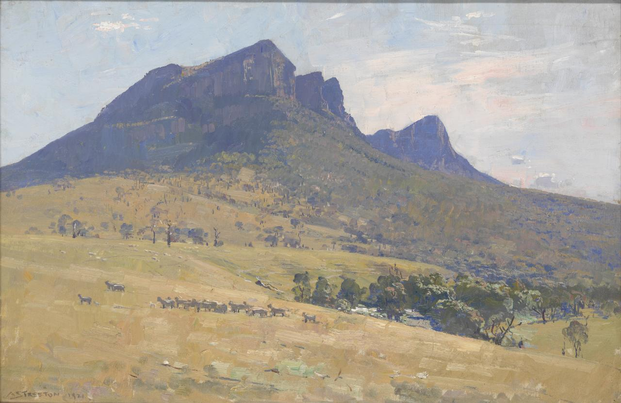 The Grampians (Mount Abrupt)