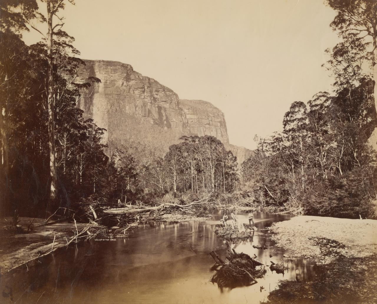 Valley of the Grose, Blue Mountains