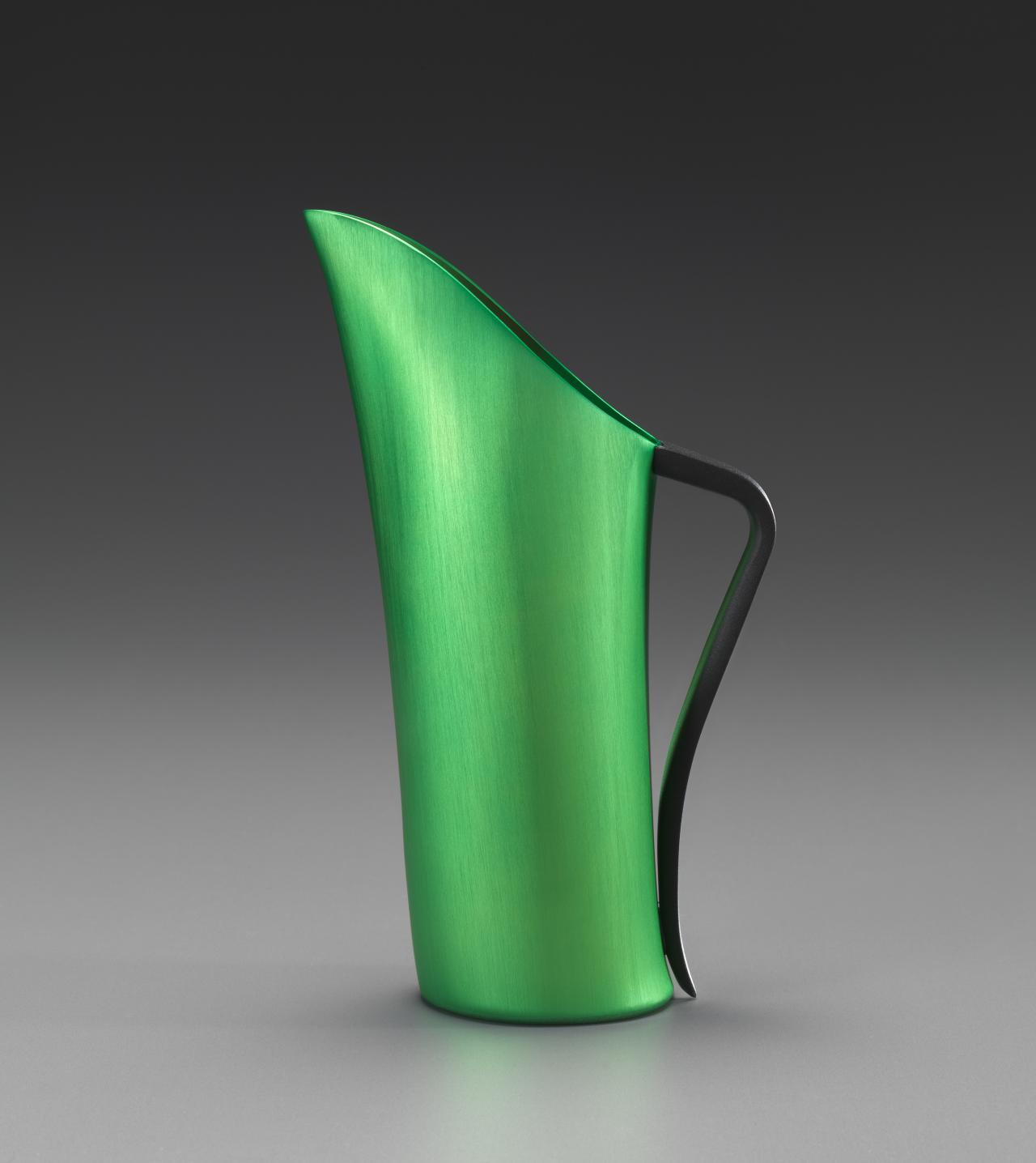 F!NK water jug – satin apple green