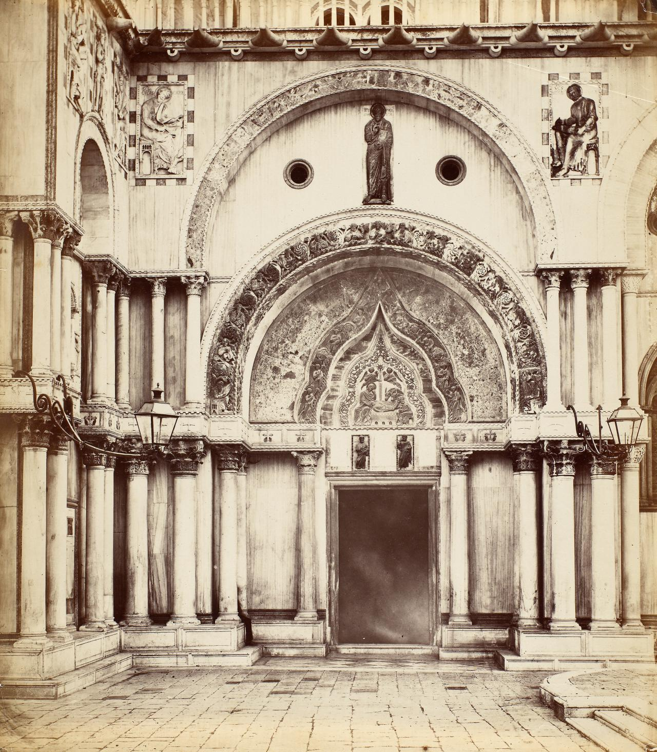 Porch, Cathedral of St. Marks