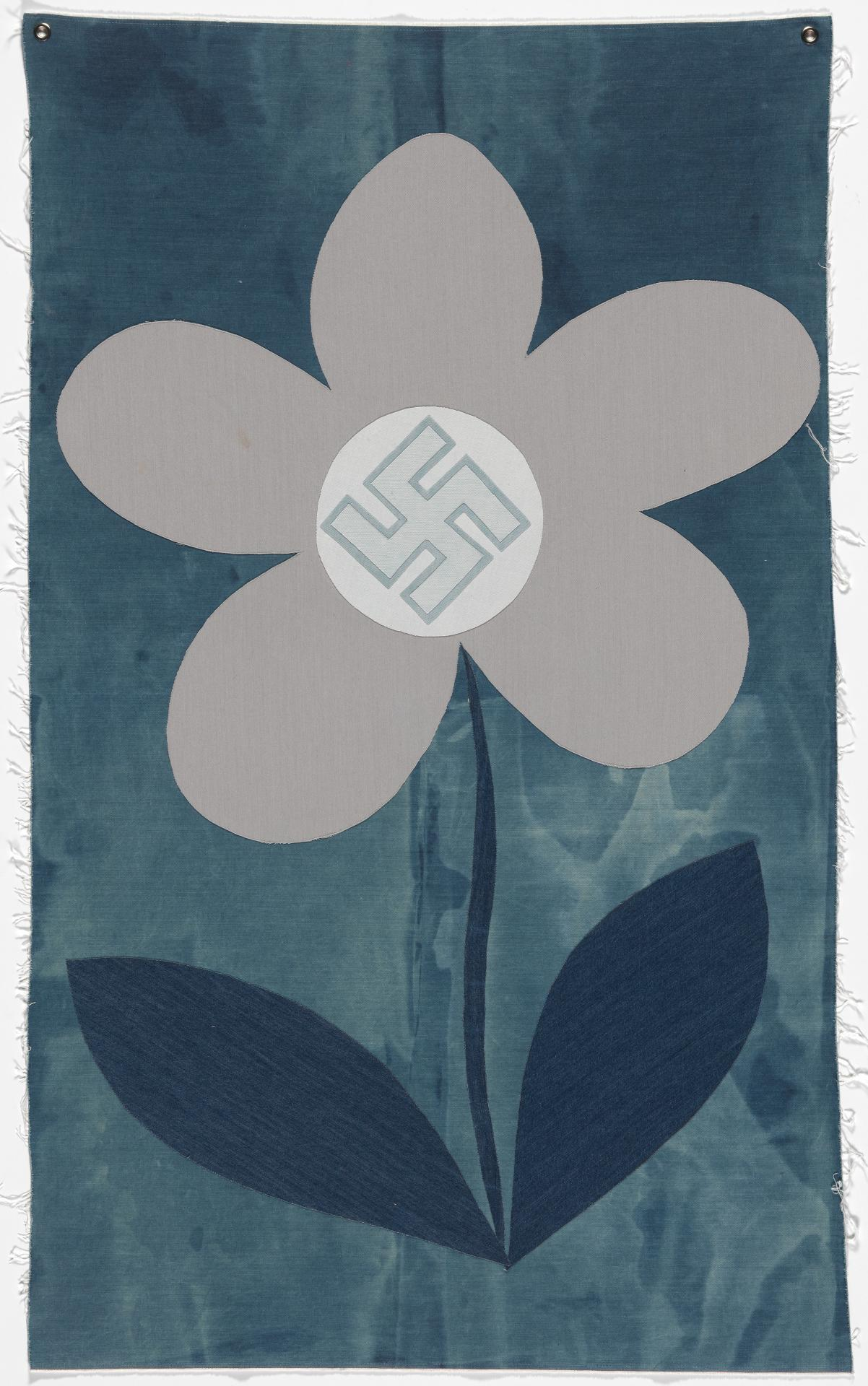 Swastika bloom