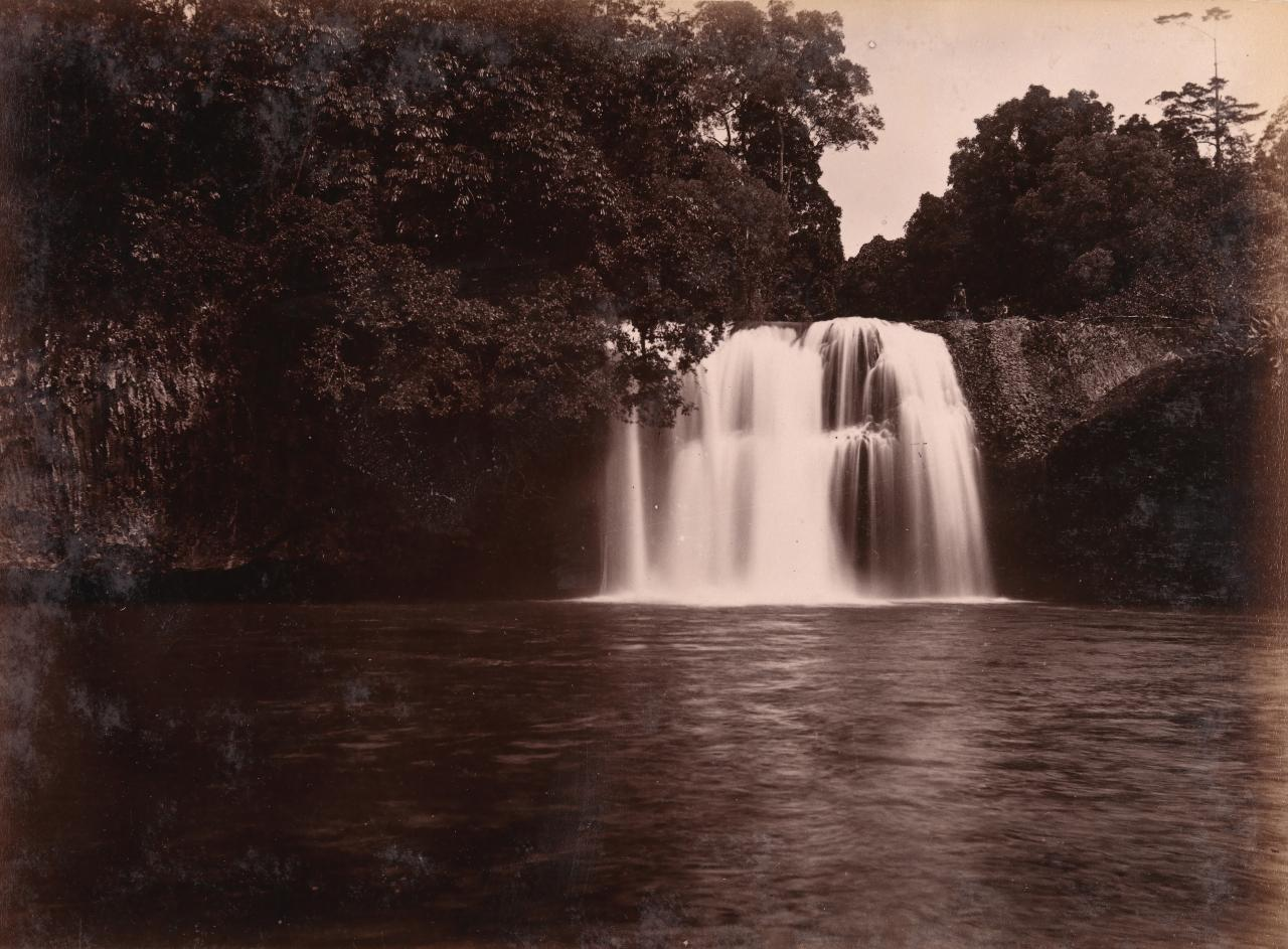 Stewarts Creek Falls, I.R., South Branch