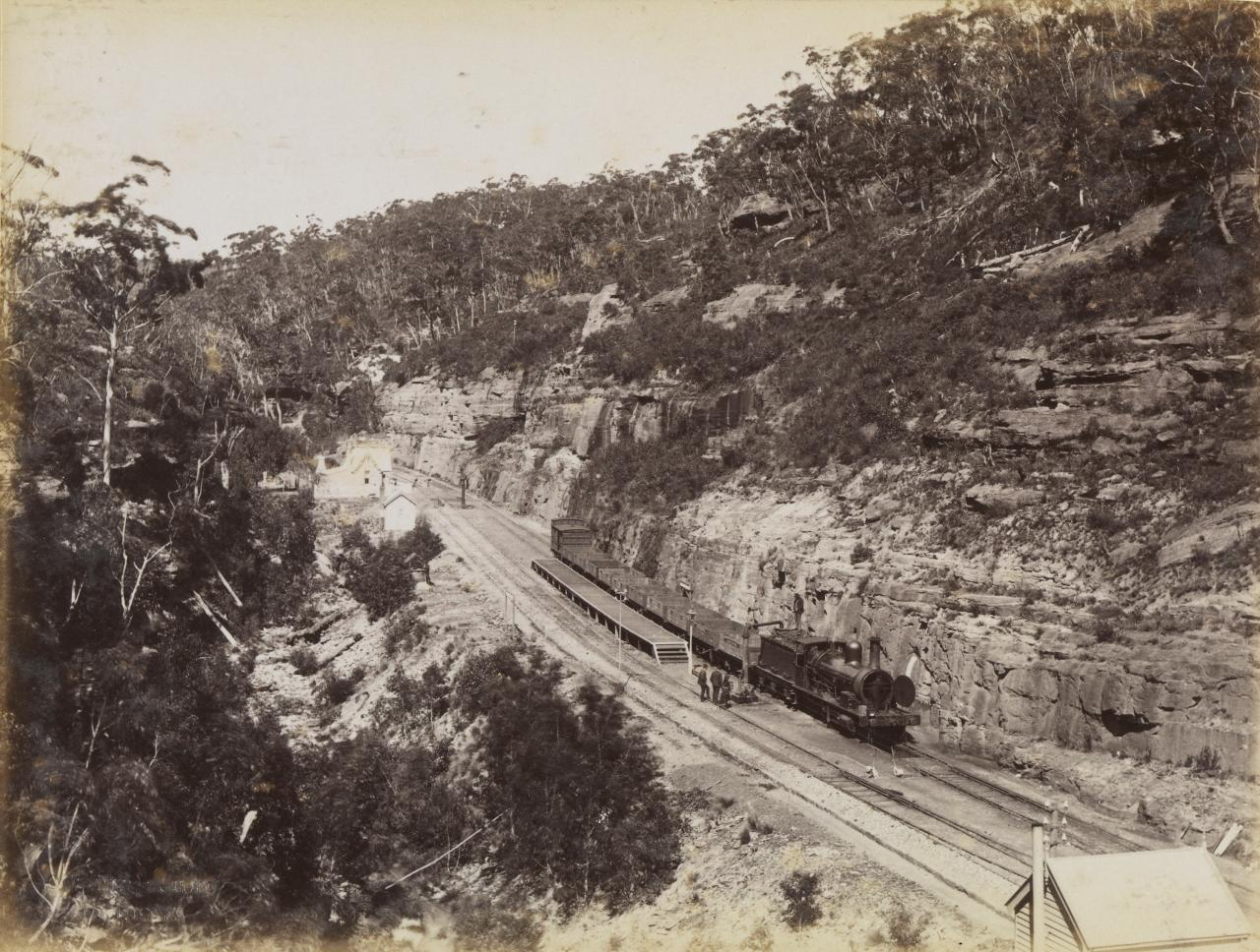 Zig Zag, Lithgow, New South Wales
