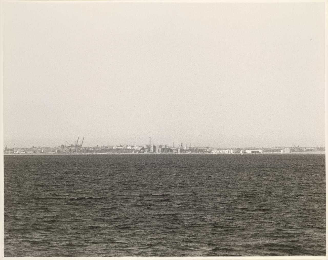 Port Botany from Brighton-le-sands