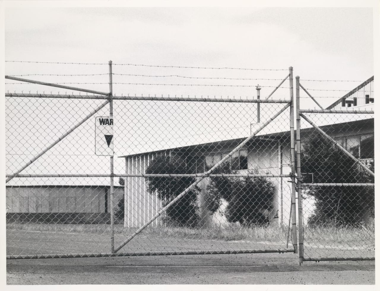 Security gate, Australian Consolidated Industries