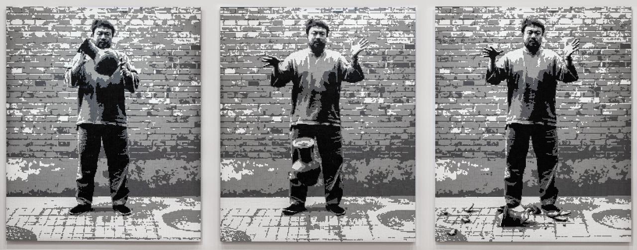 Dropping A Han Dynasty Urn Ai Weiwei Ngv View Work