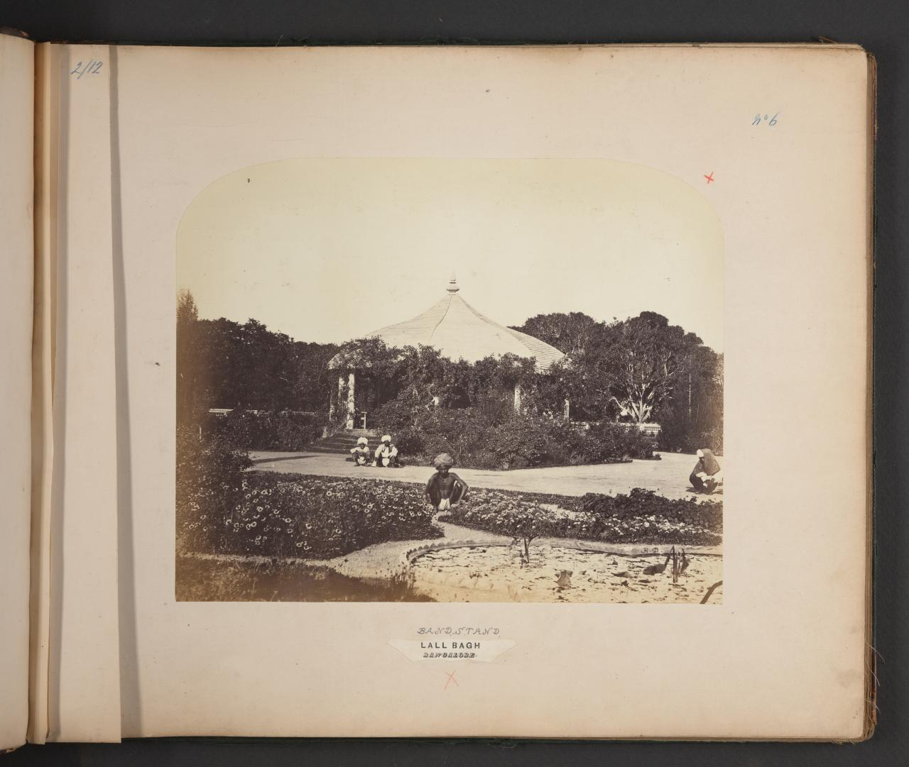 Bandstand, Lall Bagh, Bangalore