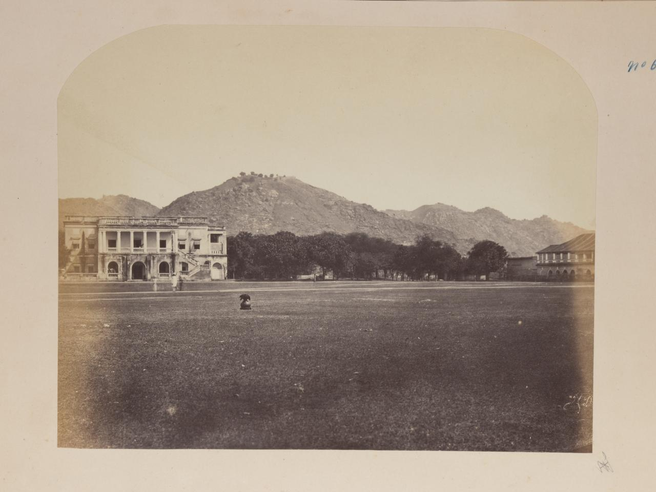 Views of the Fort Vellore