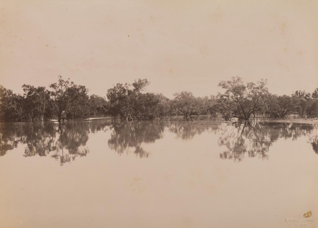 Junction of Darling and Warrego Rivers (second view)