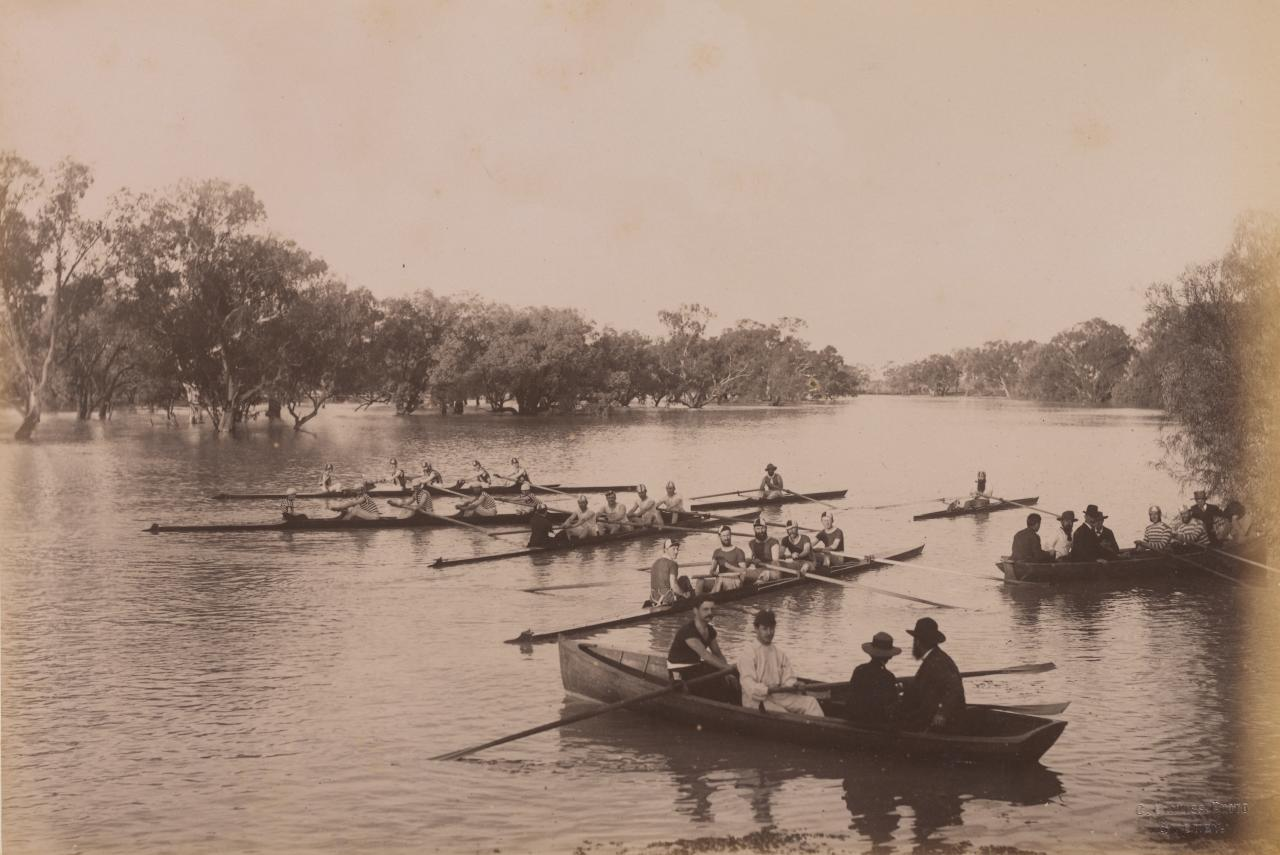 Rowing Club, Wilcannia (first view)
