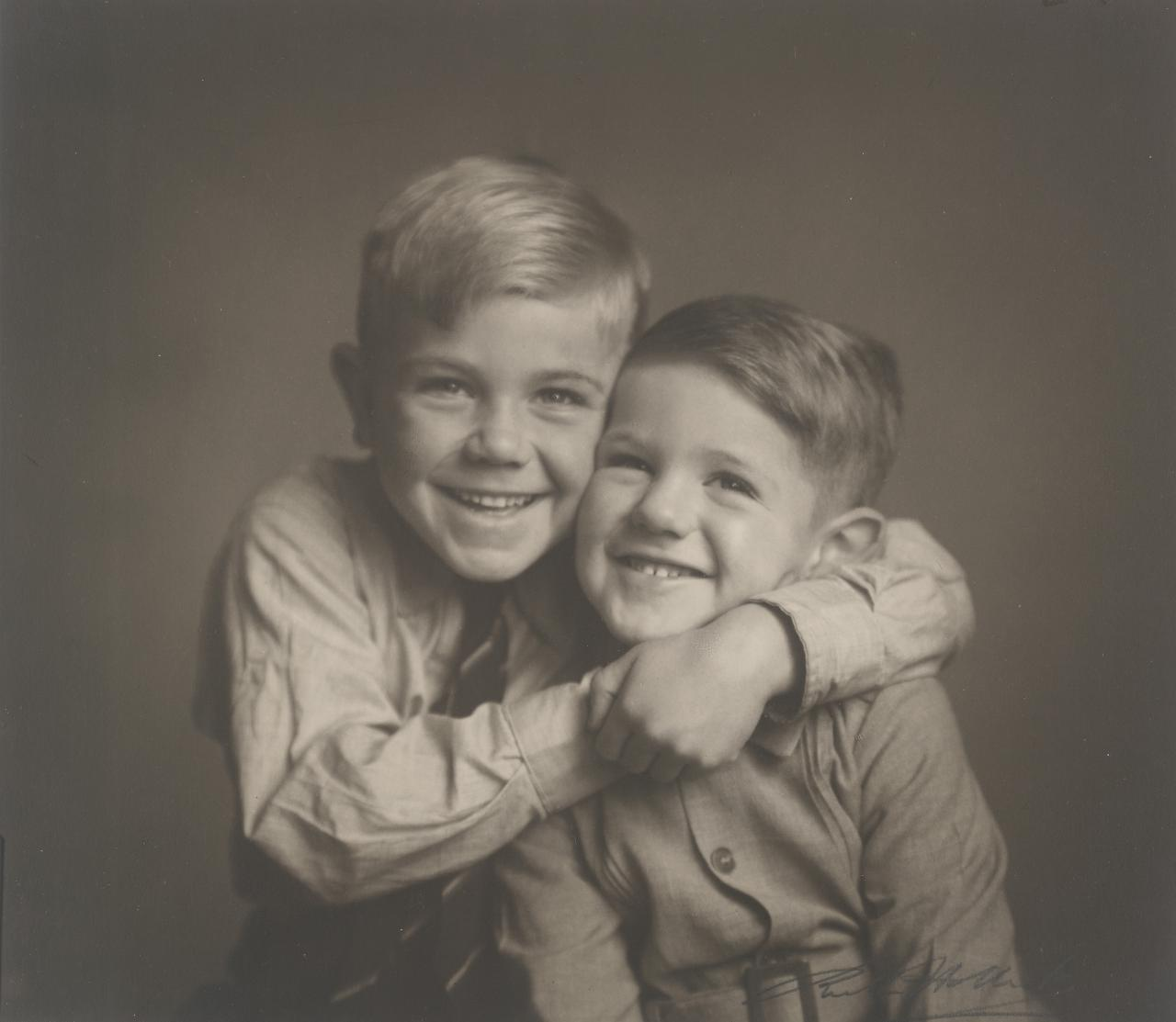 Untitled (Two young boys)