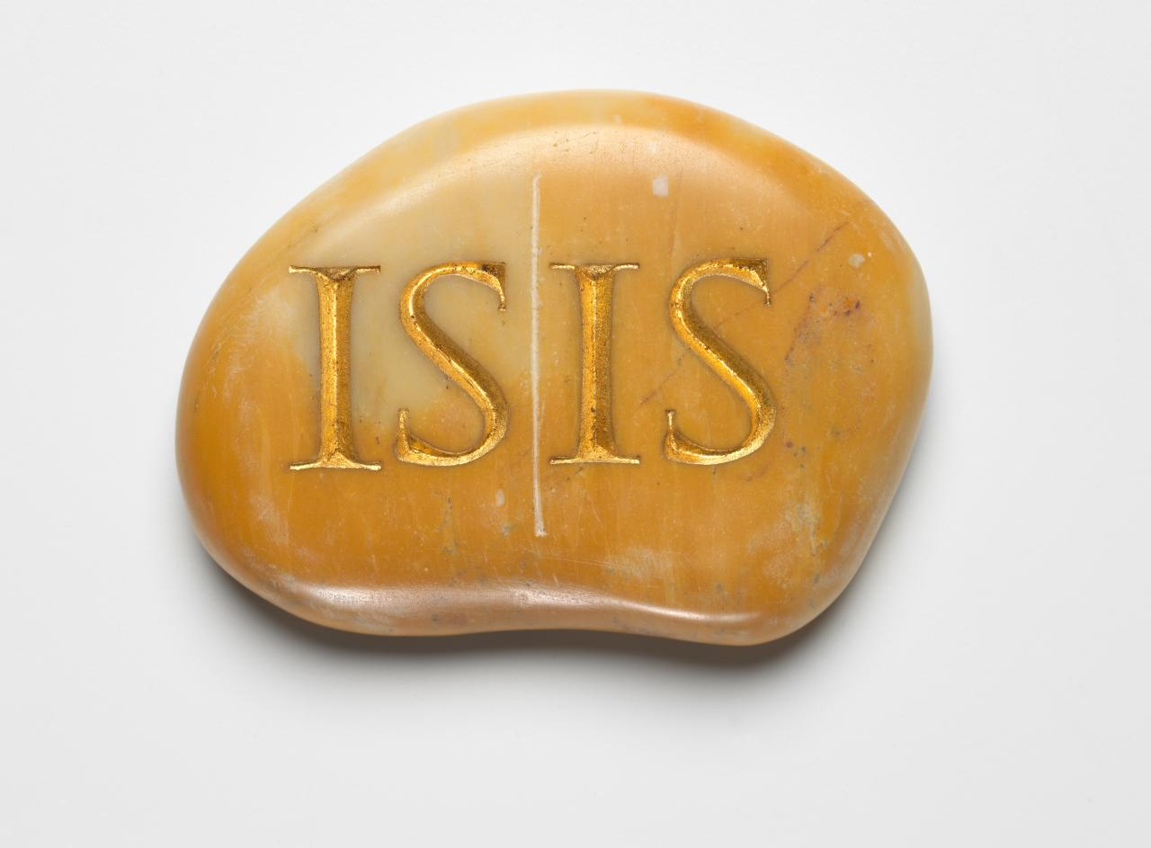 Isis, from the Unnatural Pebbles series