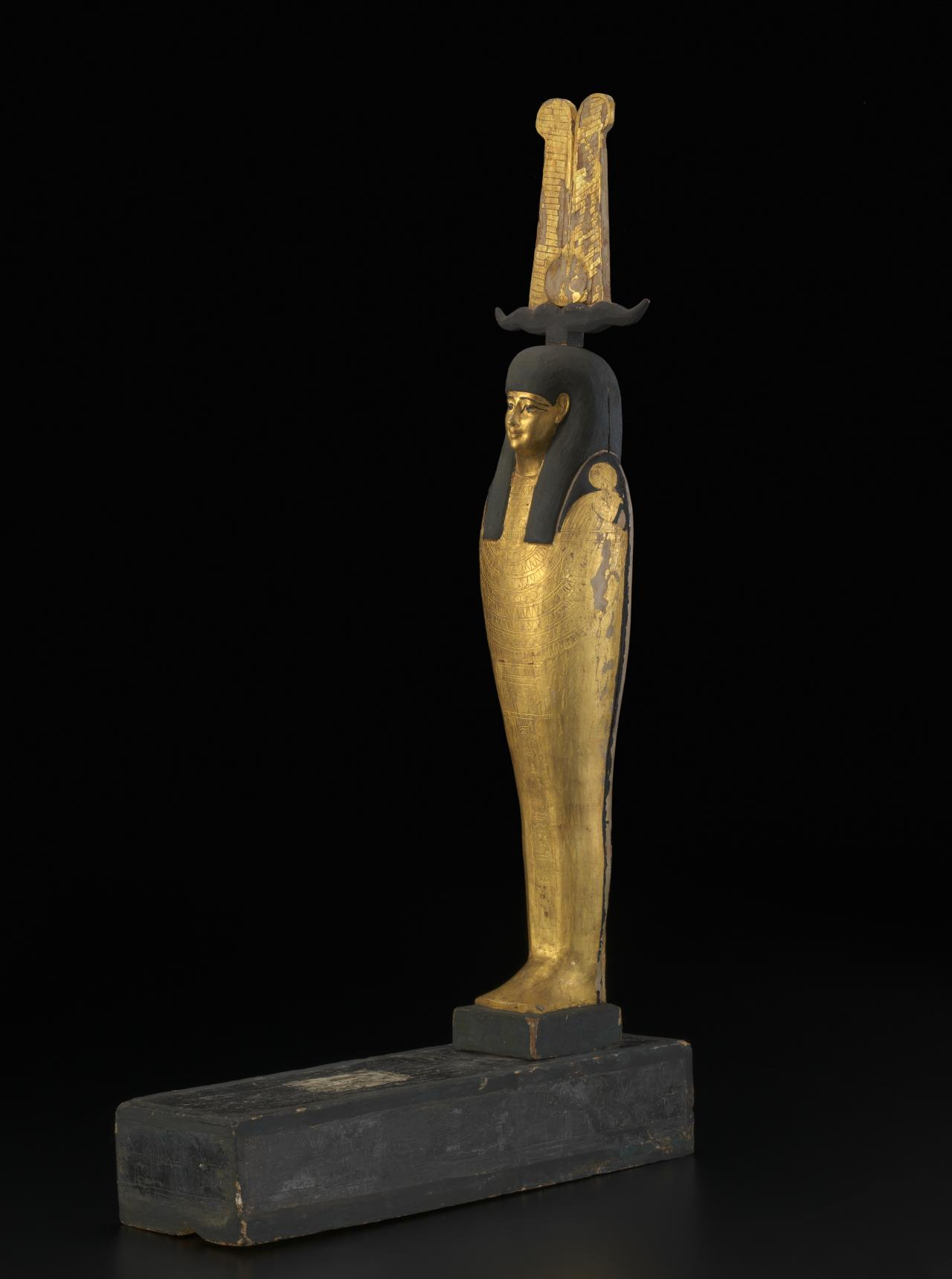 Ptah-Sokar-Osiris figure of Hor, son of Djedhor