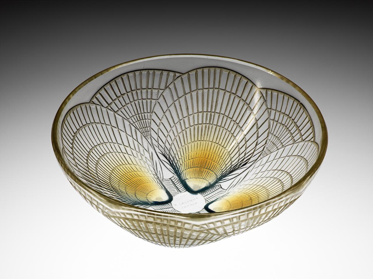 Scallop shell no.1, bowl