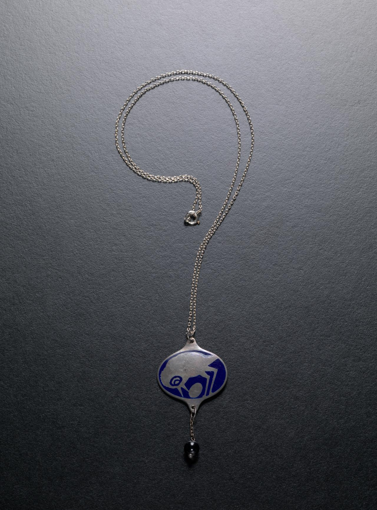 Pendant and chain