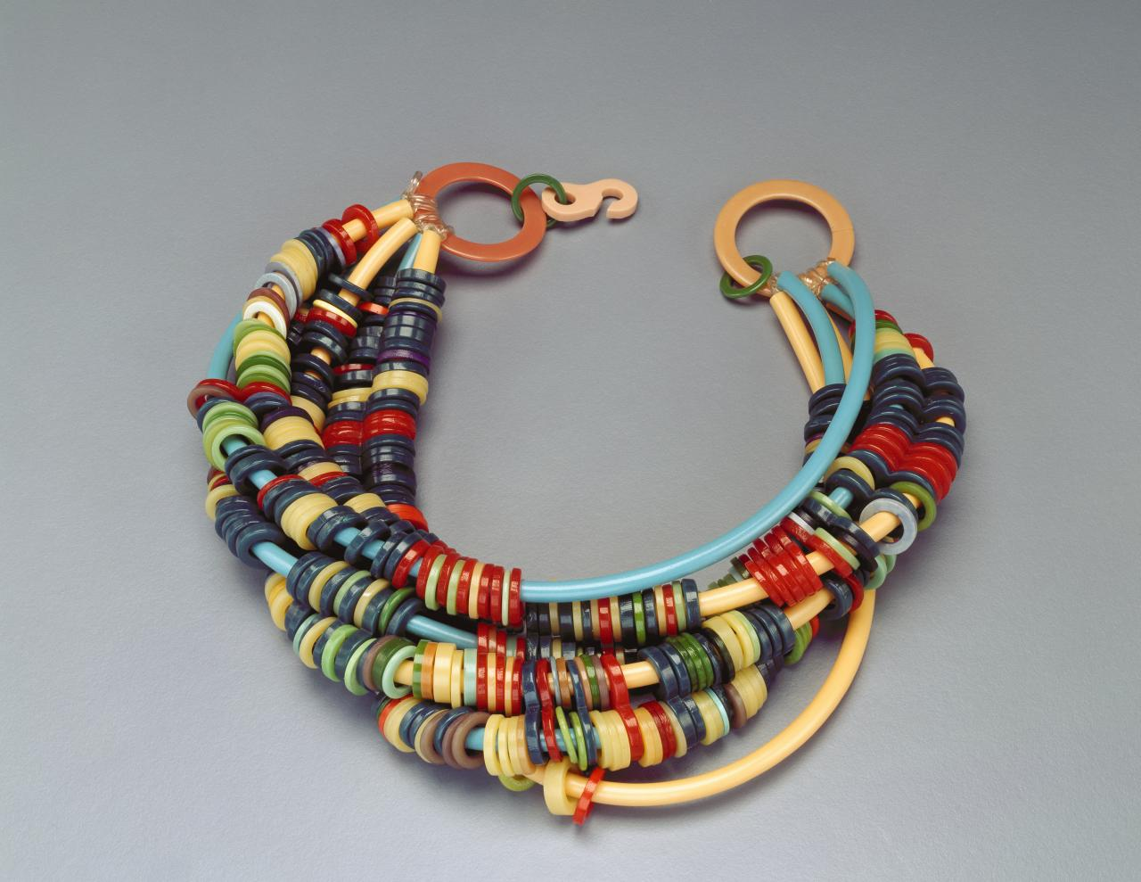 Ubangi necklace